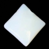 Facet Square Reconstructed B-grade 16in 12mm Moonstone